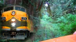 OCSR #274 Takes On Overgrown Tracks!