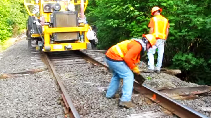 How To Bring A Railroad Back From The Dead! | Train Fanatics Videos
