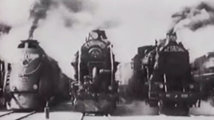 Lifting The Iron Curtain Soviet Steamers