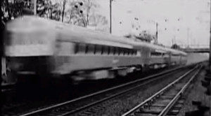Budd High-speed Railcar Flies Down The Tracks In RARE Archive Footage!