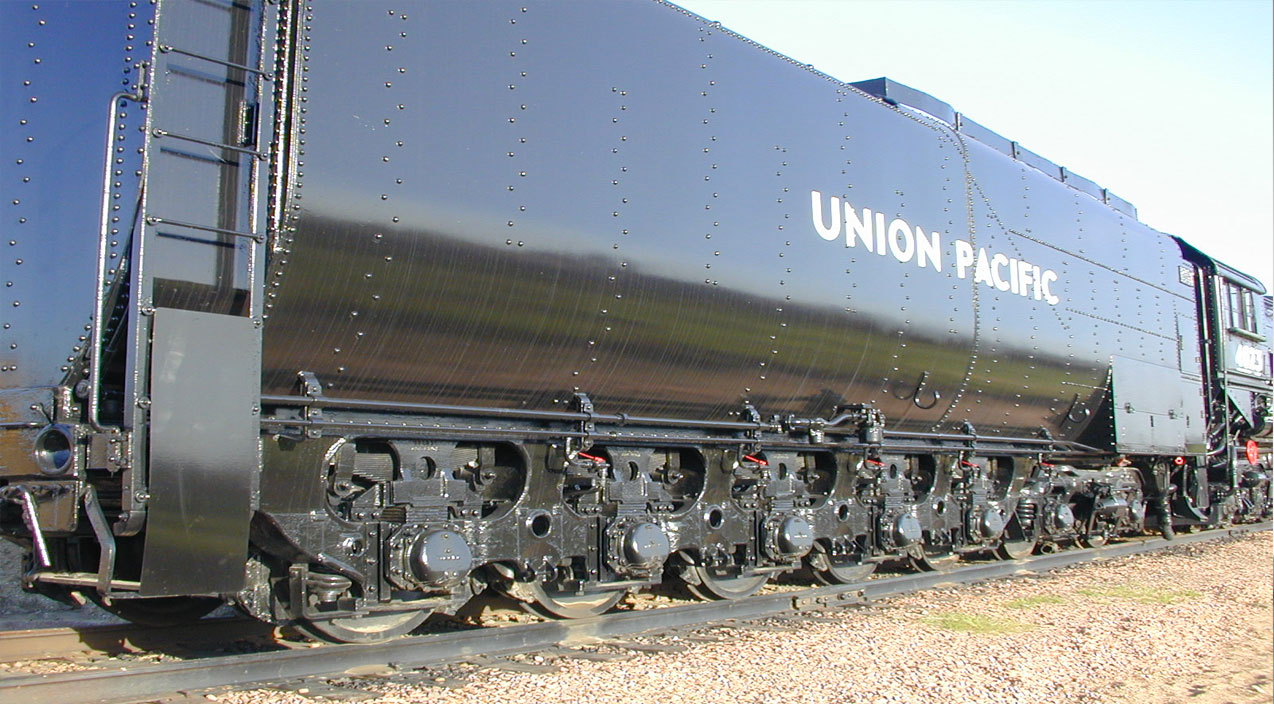 10 Things You Might Not Know About Union Pacific's Big Boy