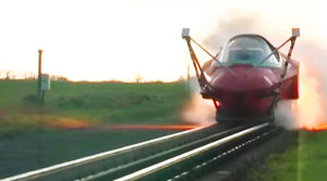 Amazing F-35 Standard Escape System Makes Better Train Than Plane!