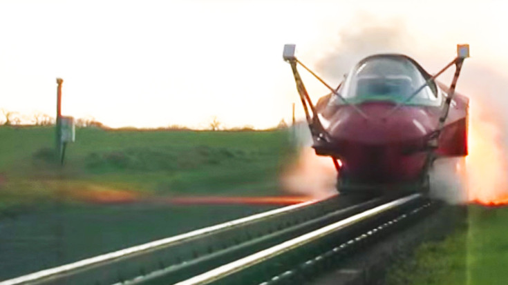 Amazing F-35 Standard Escape System Makes Better Train Than Plane! | Train Fanatics Videos