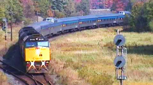 VIA Rail Runs One Of Canada's Longest Passenger Trains!