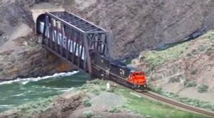 Landslides In Black Canyon Keep Engineers On Their Toes!