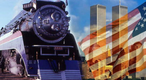 American Freedom Train's Last Run, Remembering 9/11