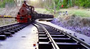Amazing G-Scale Trains At Norway's Aldergrove Garden Railway!