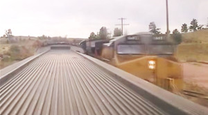 RARE Footage Of California Zephyr On Sherman Hill!