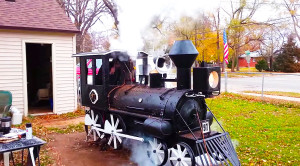 This Replica Steamer Is Amazing…  It Also Cooks Meat