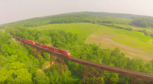 Longest Train Trestle In United States Is A Must See!