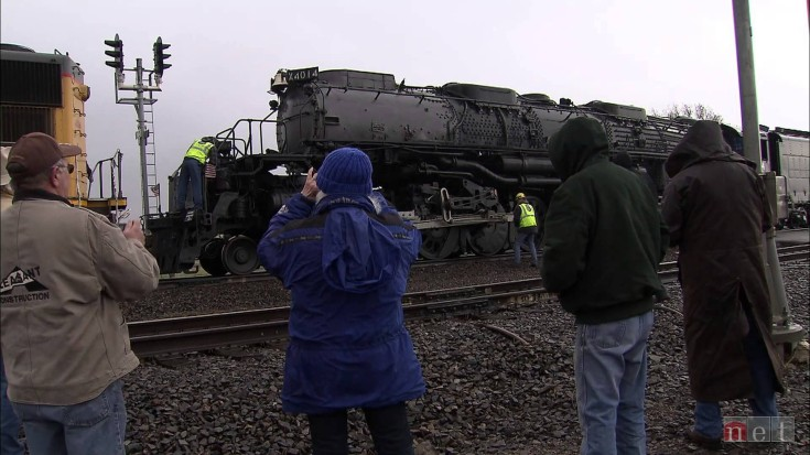 Big Boy Restoration Is On Track! | Train Fanatics Videos