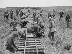 Keys To Victory: USA Railroad's Unsung Heroes Win World War I