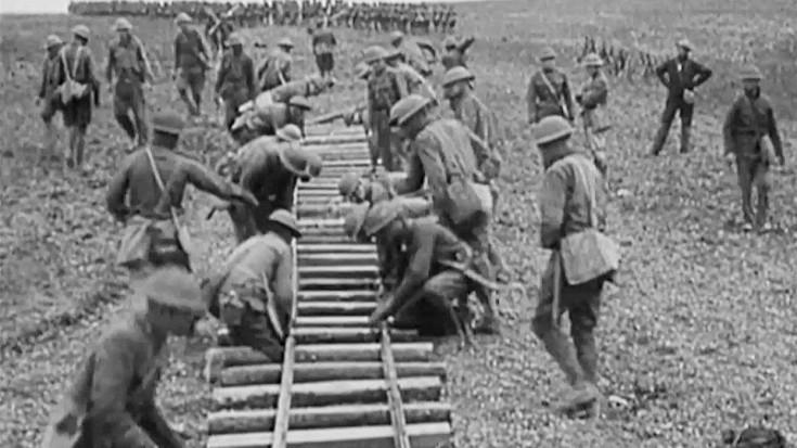Keys To Victory: USA Railroad's Unsung Heroes Win World War I | Train Fanatics Videos