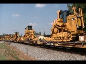 7 Norfolk Southern Locomotives Pull 137 Cars!