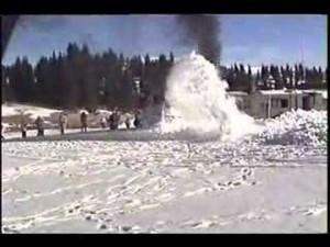Cumbres & Toltec Railroad Snow Removal