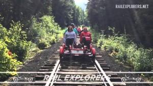 Rail Explorers Have More Fun