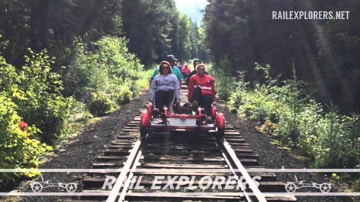 Rail Explorers Have More Fun ! | Train Fanatics Videos