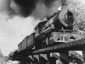 Railroading The ARMY Way!  The Iron War Horse!