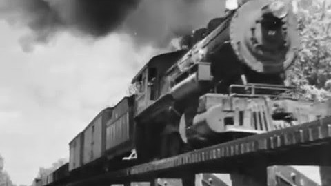 Railroading The ARMY Way!  The Iron War Horse! | Train Fanatics Videos