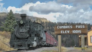 Cumbres and Toltec Railroad Throwback To Yesteryear!
