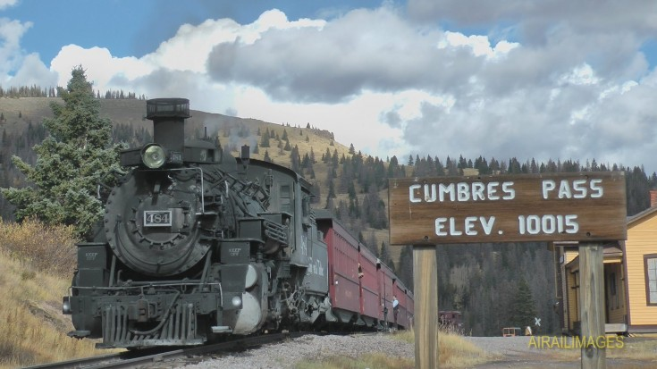 Cumbres and Toltec Railroad Throwback To Yesteryear! | Train Fanatics Videos
