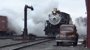 Great Western's #90 And The Strasburg Railroad!