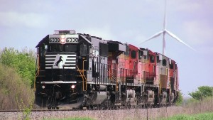 Hi Def Photography Captures Norfolk Southern SD40E!