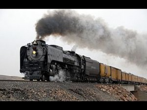 Union Pacific's Living Legend No 844 Coming Back To Life!