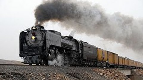 Union Pacific's Living Legend No 844 Coming Back To Life! | Train Fanatics Videos