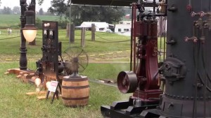 Michigan Steam Engines And Thresher Club!
