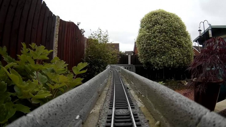 Love Garden Railways? This One Never Seems To End! | Train Fanatics Videos