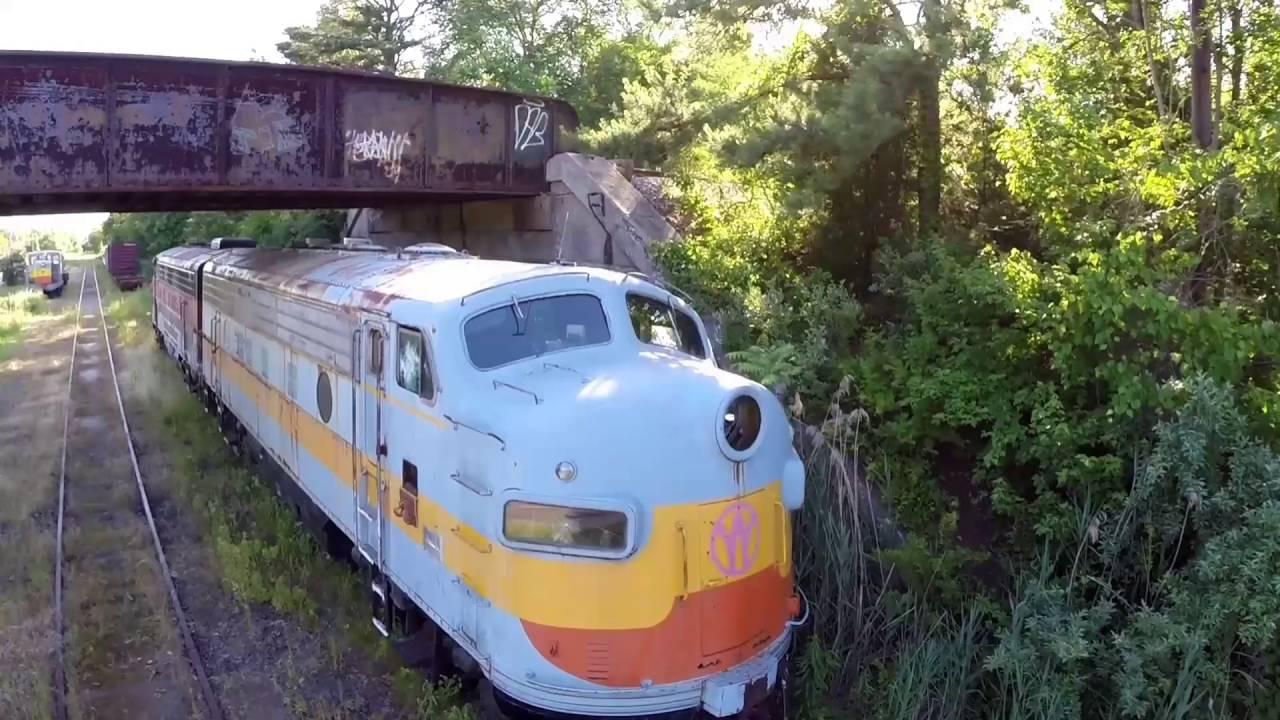 Abandoned Trains Are Always Sad To See Train Fanatics