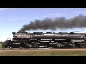 Union Pacific Challenger #3985 Is 487 Tons Of Muscle!