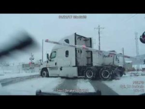 FedEx Truckers Get Lucky!