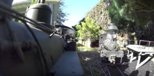Realistic 4K Action On A Bachmann K-27