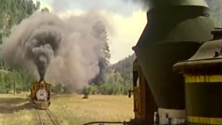 Real Locomotives Used in Rio Grande Train Crash Scene! | Train Fanatics Videos