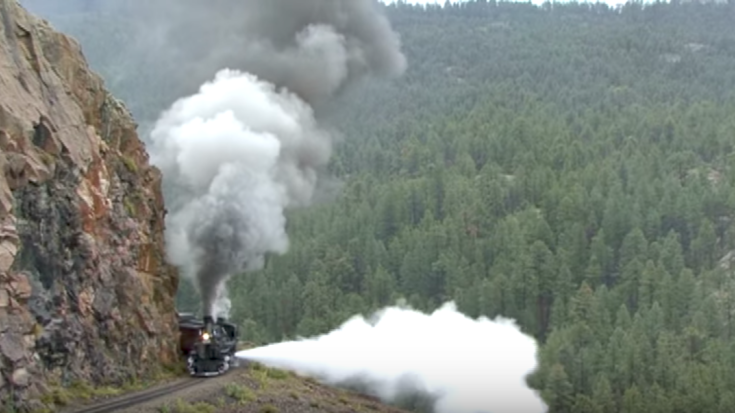 Durango And Silverton #478 On The Edge! | Train Fanatics Videos