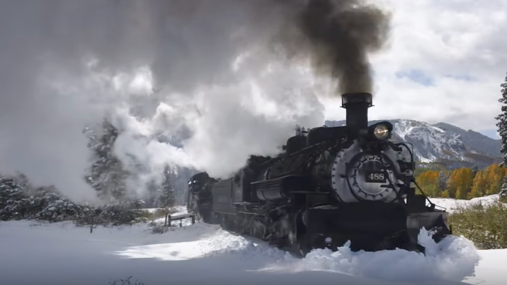 Two Engines Needed For This Climb! | Train Fanatics Videos