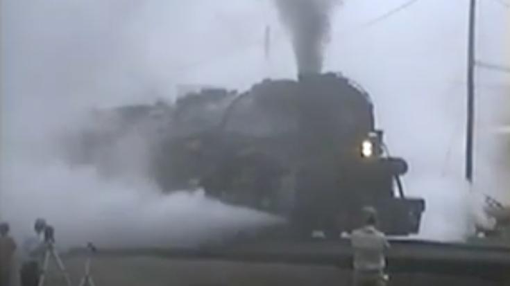 N & W's  #1218 – The Good Old Days! | Train Fanatics Videos