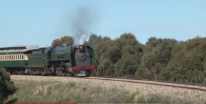 Steam On The South Australian Railways!