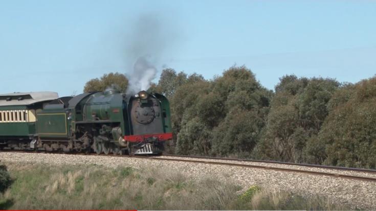 Steam On The South Australian Railways! | Train Fanatics Videos