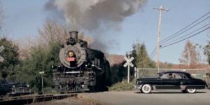 Belvidere and Delaware River Railway Steam!
