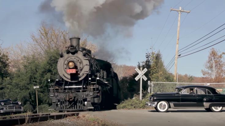 Belvidere and Delaware River Railway Steam! | Train Fanatics Videos