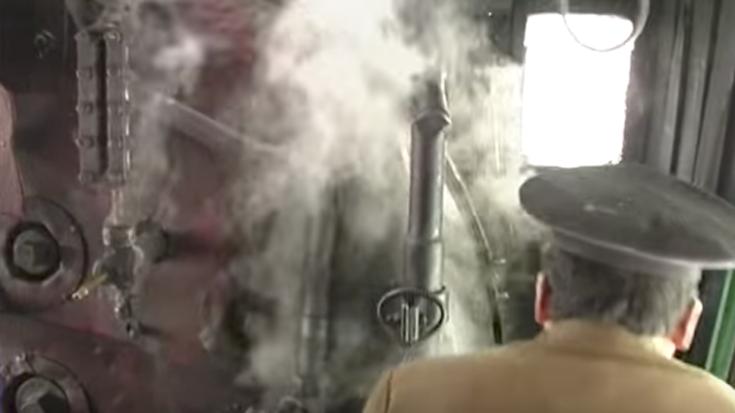 North Korean Steamy Cab Ride! | Train Fanatics Videos