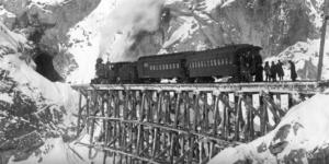 Bucket List – White Pass & Yukon Railway !