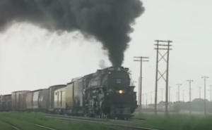 Pacing Union Pacific's #3985 Challenger !