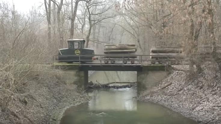 Gemenc Narrow Gauge Logging Railroad ! | Train Fanatics Videos