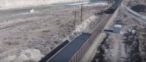 Canadian Pacific Coupler Gives Up !