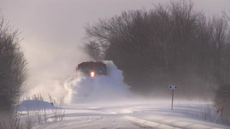 Drifting Away With CP #9674 | Train Fanatics Videos