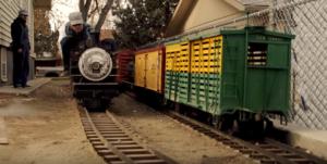 The Railroad Next Door